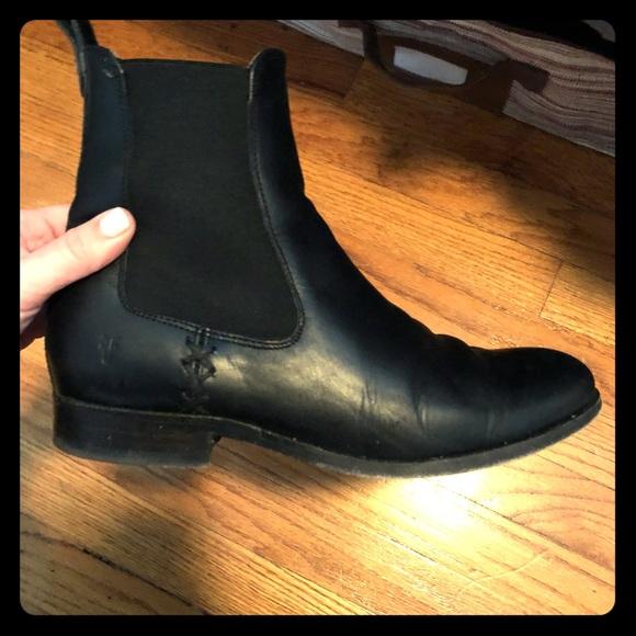 6dbb99961f3 FRYE Melissa Chelsea boots